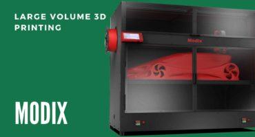 LARGE VOLUME 3D PRINTING